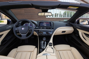 BMW Alpina B6 Biturbo Edition 50 Cabriolet, Interieur