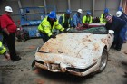 Chevrolet Corvette Totalschaden