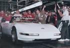 Einmillionste Chevrolet Corvette in 1992