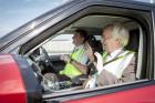 Gestensteuerung von Fahrzeug und Telematiksystemen