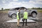 Land Rover Bedienung mit Smartphone
