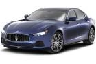 Maserati Ghibli in Dunkelblau Metallic