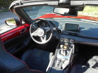 Mazda MX-5 ND Innenraum