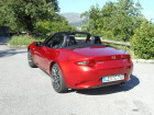 Mazda MX-5 ND in rot