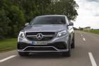 Mercedes-AMG GLE 63 S Coupè Front