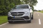 Mercedes-AMG GLE 63 S Coupè Frontpartie