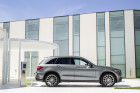 Mercedes-Benz GLC 350e 4Matic Seitenpartie