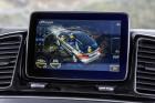 Mercedes-Benz GLE 250 d 4Matic Bildschirm