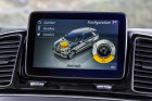 Mercedes-Benz GLE 250 d 4Matic Monitor
