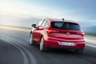 Opel Astra K Rückansicht