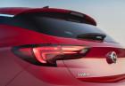 Opel Astra K Rückleuchten