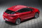 Opel Astra K Standaufnahme