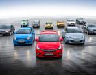 Opel Astra und Kadett Generationen