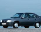 Opel-Bestseller Kadett  1989