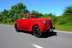 Opel Kadett Designstudie Prototyp