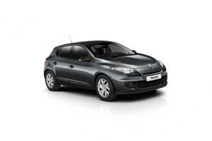 Renault Megane grau