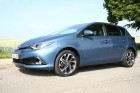 Standaufnahme Toyota Auris Facelift 2015