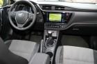 Toyota Auris Armaturenbrett 2015