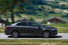 Toyota Avensis Limousine Facelift 2015 Seitenpartie