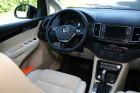 Volkswagen Sharan 2016, Cockpit
