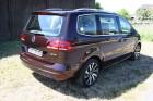 Volkswagen Sharan 2016 Heckpartie