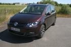 Volkswagen Sharan 2016, Vorderansicht