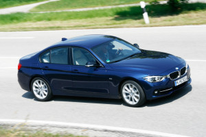 2015 BMW 340i Facelift Modell