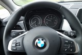 BMW 216d Active Tourer, Lenkrad