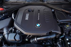 BMW 340i, 6 Zylinder-Motor mit 240 KW