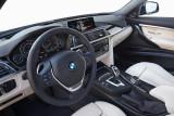 BMW 340i Cockpit