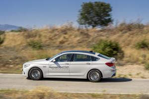 BMW 5er GT Fuel-Cel