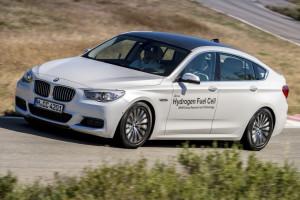 BMW 5er GT mit Wasserstoff-Antrieb im Test