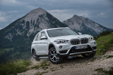 BMW X1 xDrive 25d, Frontansicht