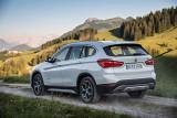 BMW X1 xDrive 25d, Standaufnahme