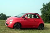 Fiat 500C Facelift 2015 (Rot)