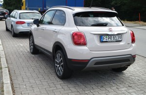 Fiat 500X Cross Plus