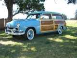 Ford Country Squire Woody Station Wagon (1951)