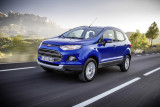 Ford Ecosport, Fahraufnahme
