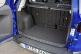 Ford Ecosport, Gepäckraum