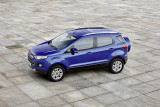Ford Ecosport, Standaufnahme