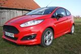 Ford Fiesta Sport, Frontansicht