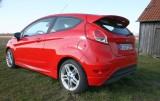 Ford Fiesta Sport, Heck