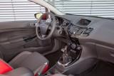 Ford Fiesta Sport, Mittelkonsole