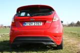 Ford Fiesta Sport, Rückansicht