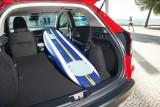 Honda HR-V, Gepäckraum