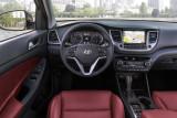 Hyundai Tucson, Cockpit