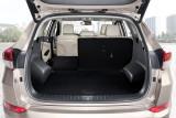 Hyundai Tucson, Gepäckraum