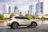 Hyundai Tucson, Standaufnahme, Seitenansicht
