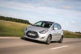 Hyundai ix20 Facelift 2015, Fahraufnahme