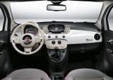 Innenraum Fiat 500 Facelift 2015